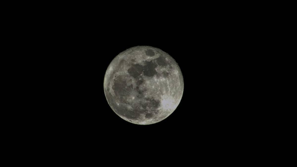 Luna llena de noviembre 2017: eventos astronómicos - AS.com