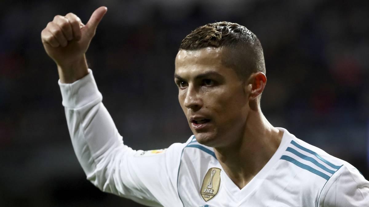 Cristiano Ronaldo se convierte en padre por cuarta vez