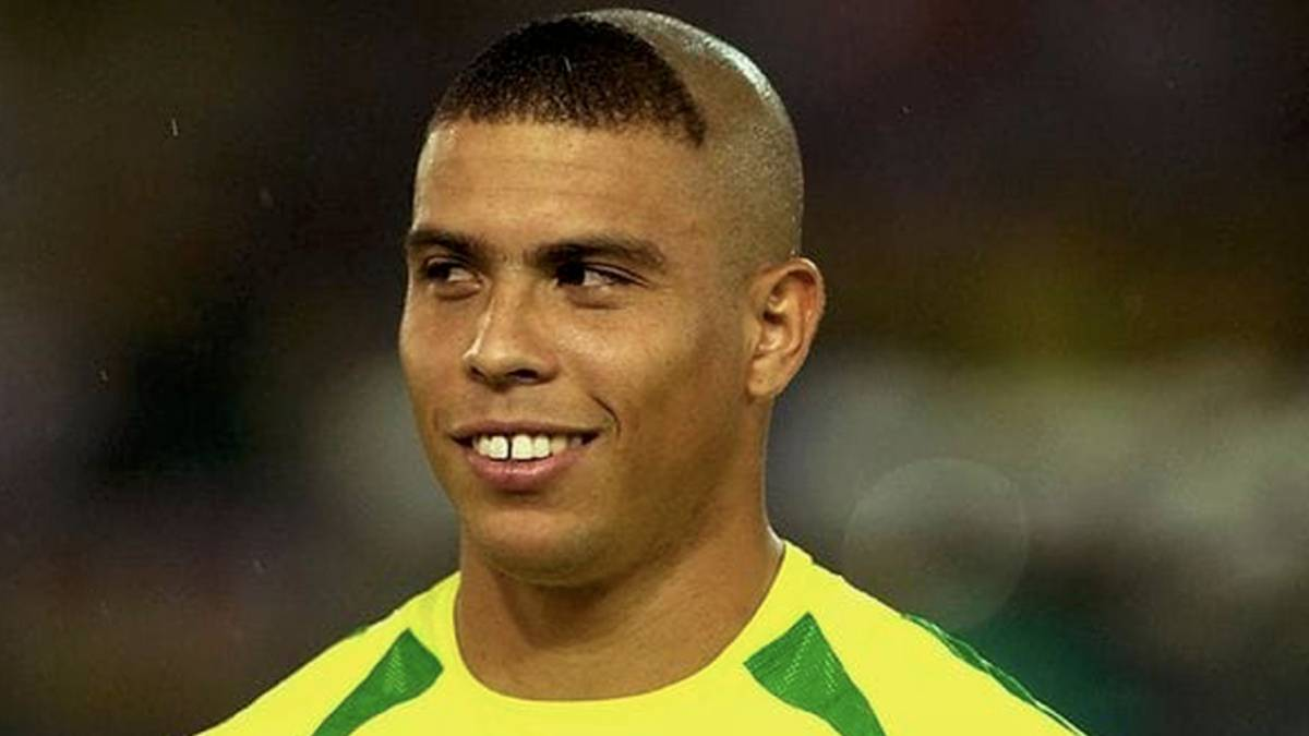 Ronaldo reveals the real inspiration behind his 2002 World Cup 'haircut' - AS.com