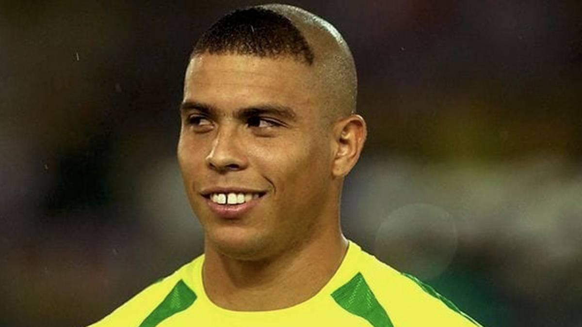 Ronaldo Nazario Peinado Mundial