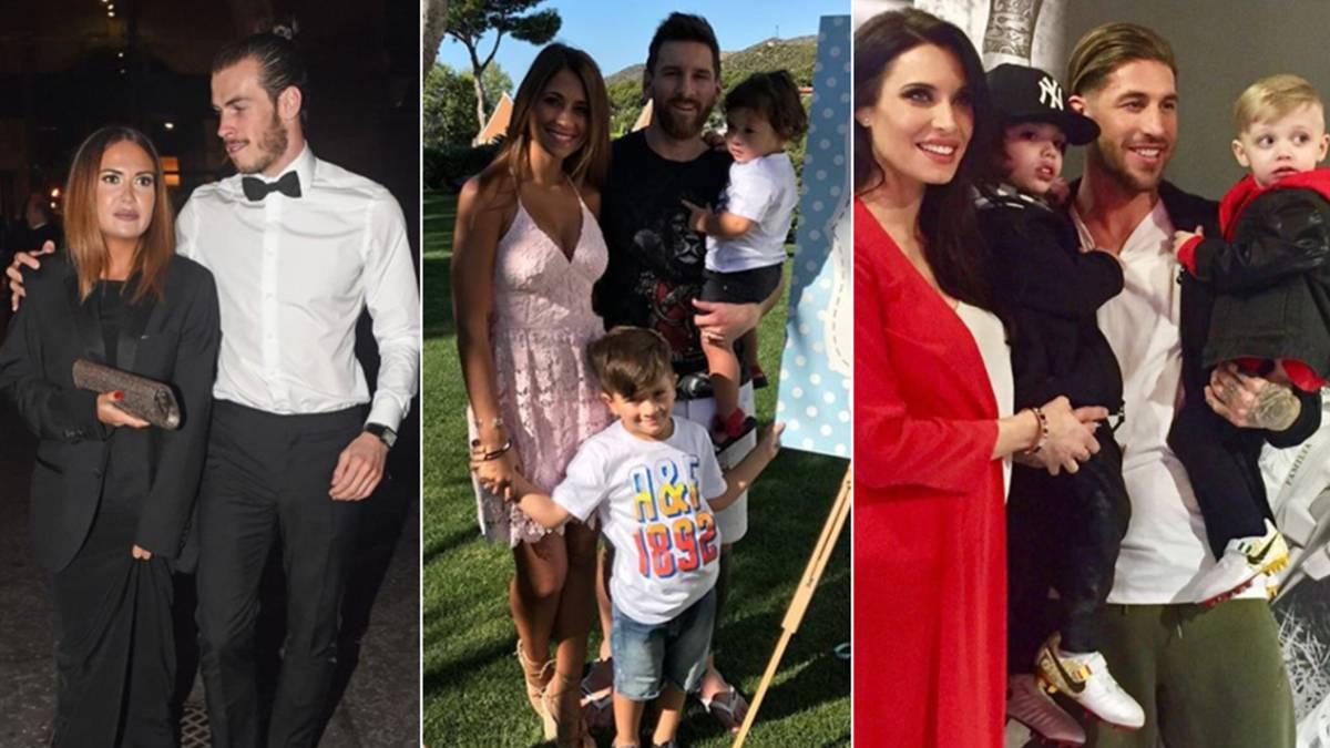 527f8ebf Las bodas y bebés de futbolistas que llegan en 2018 - AS.com