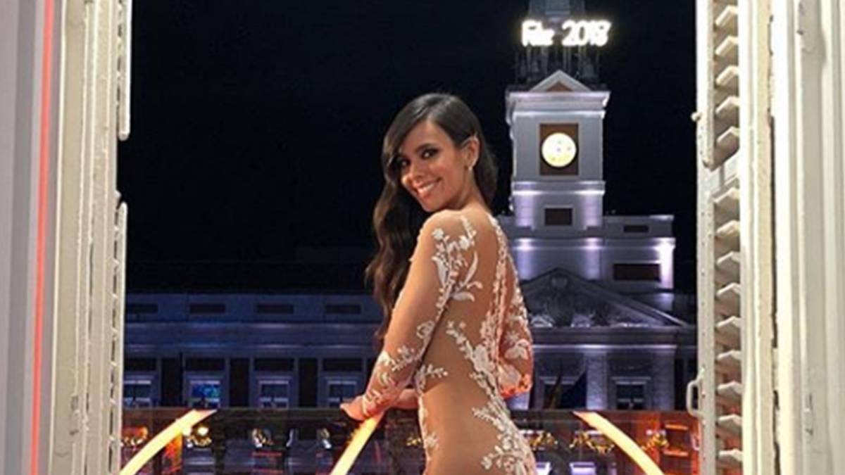 Vestido nochevieja 2017 pedroche