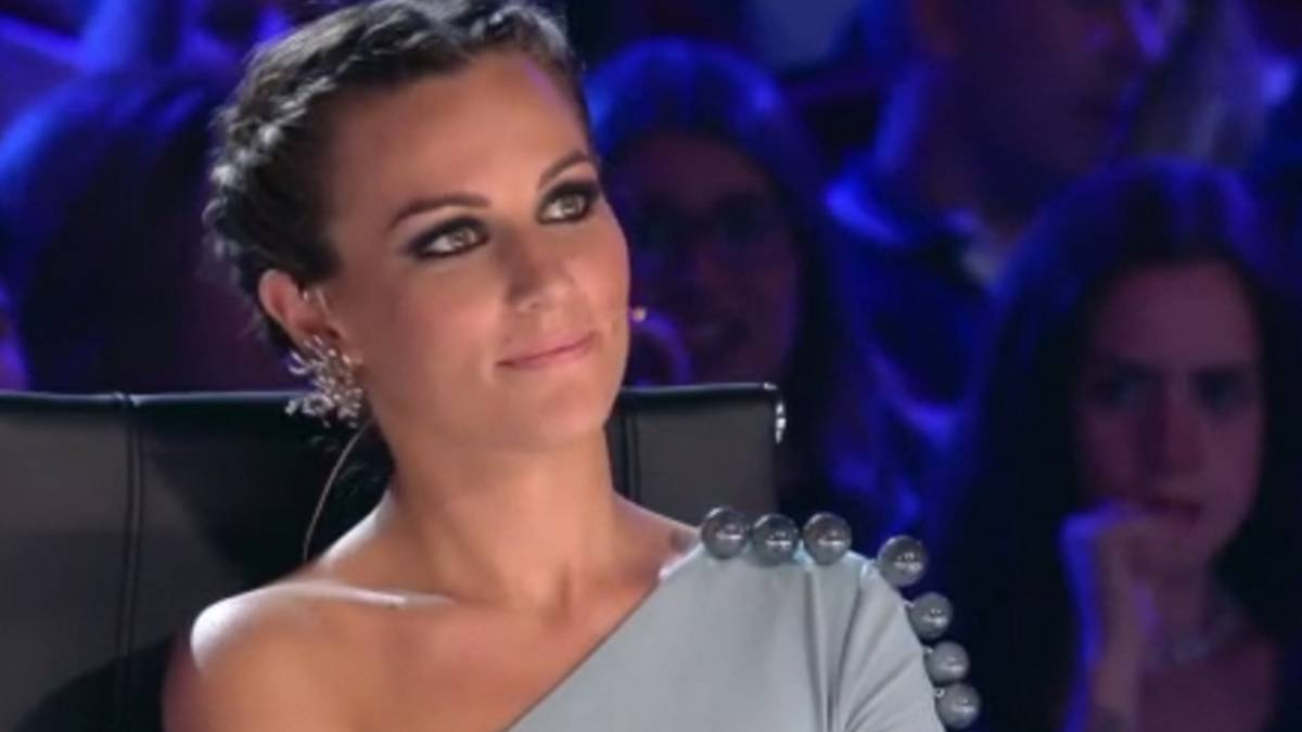 Peinados edurne got talent