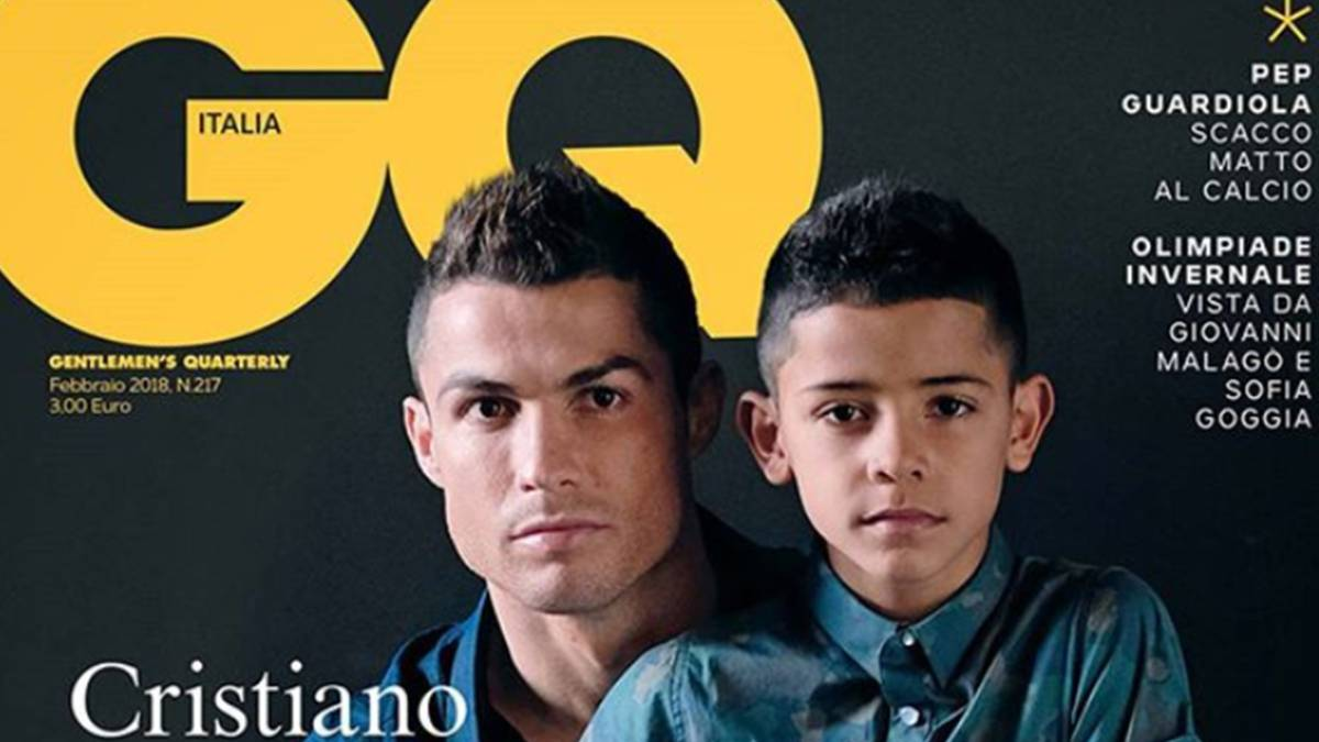 Cristiano Ronaldo Ser Padre Es Lo Mejor Que Me Ha Pasado As Com