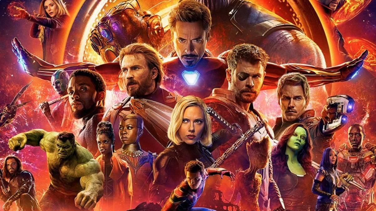 Ver Los Vengadores Avengers: Infinity War Online Gratis En Español Latino HD