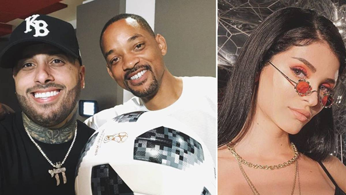 Nicky Jam y Will Smith interpretarán canción oficial de Rusia 2018