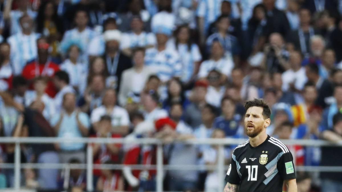 ¡Ahora sí! Llegan a Rusia los hinchas más esperados por Messi
