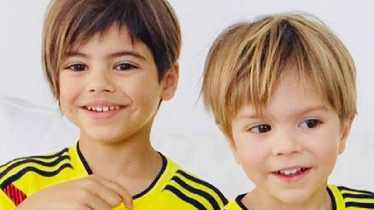 Shakira en Instagram le deseó suerte a Colombia