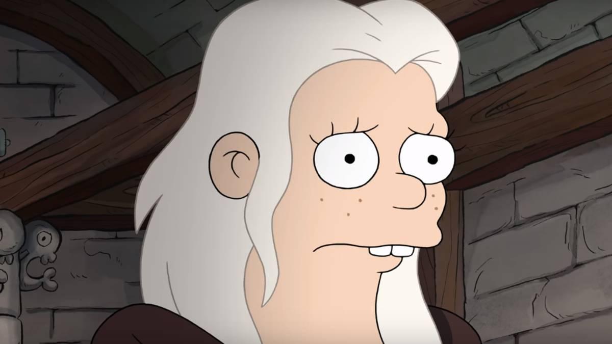 Mira el primer teaser de Disenchantmen, la nueva serie de Matt Groening
