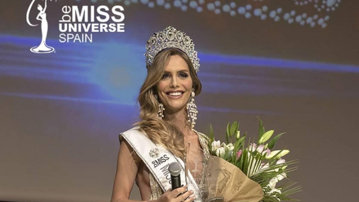 Ángela Ponce, primera transexual que gana Miss Universo España