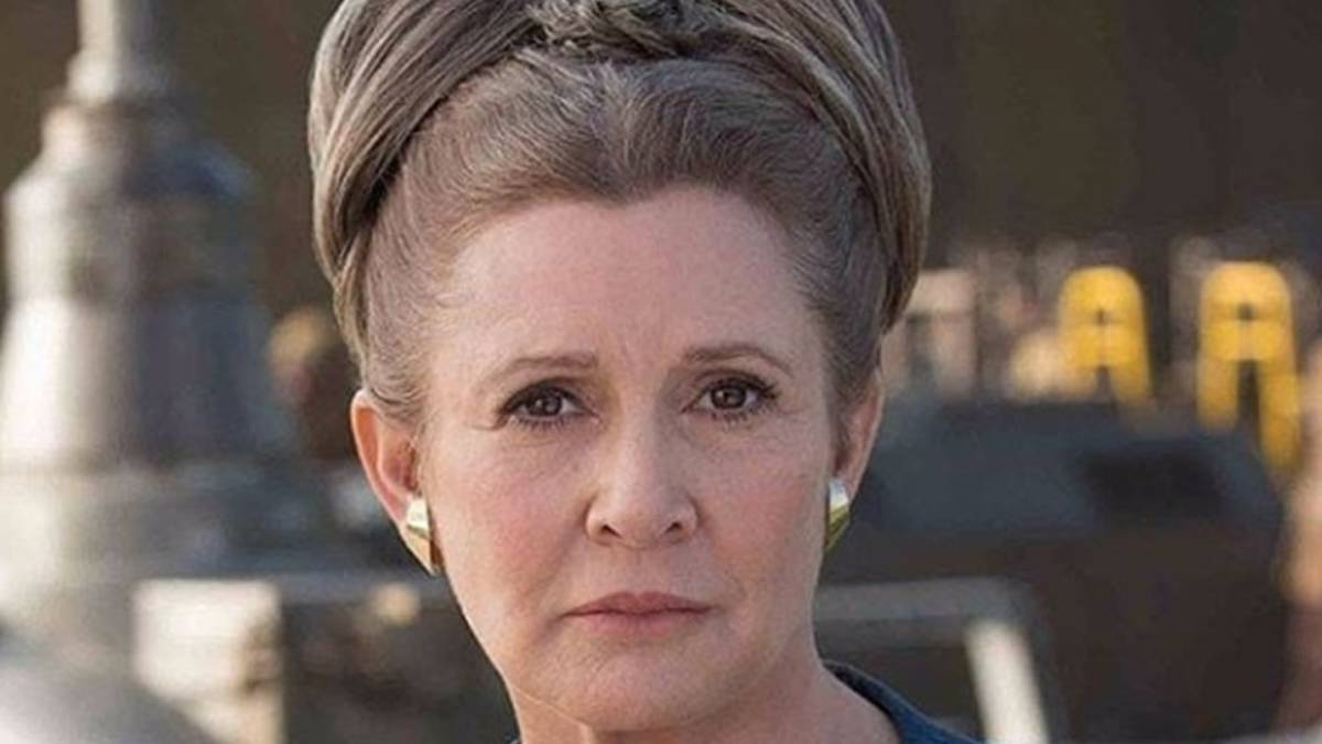 Final de 'Star Wars' es agridulce sin Carrie Fisher — Mark Hamill