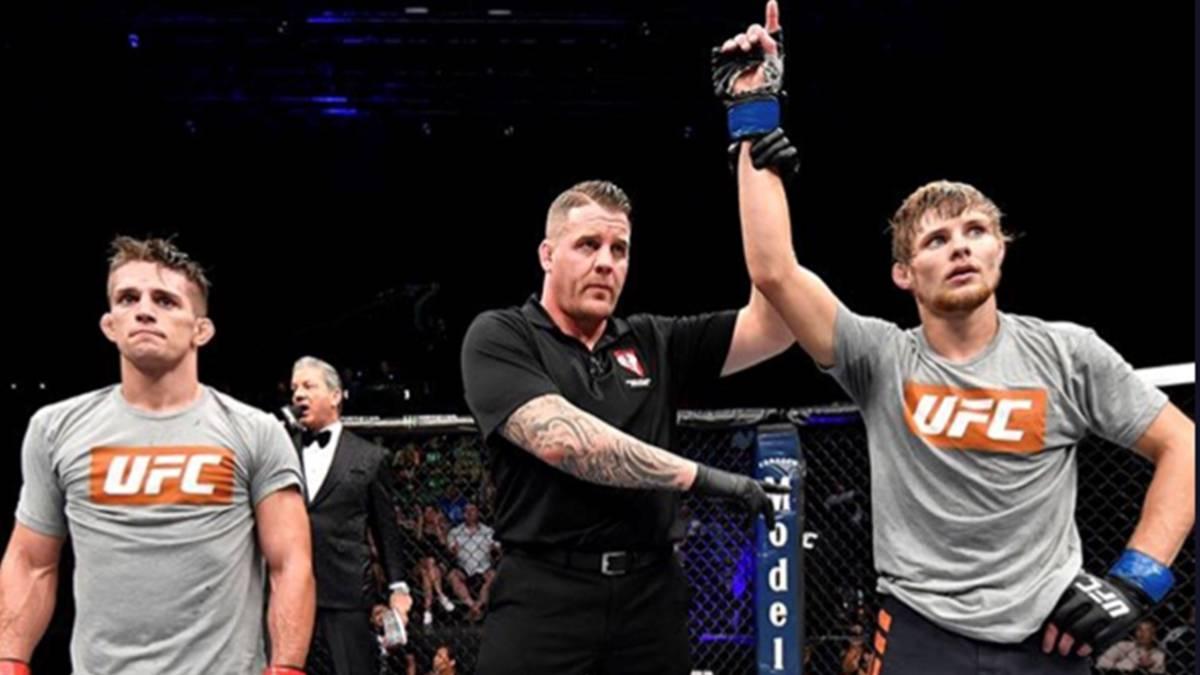 El terrible accidente doméstico que sufrió un luchador de la UFC