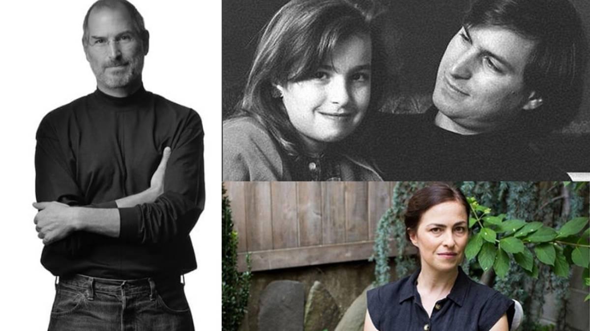 9ffe853c3e6 La hija de Steve Jobs desvela el lado más cruel de su padre: