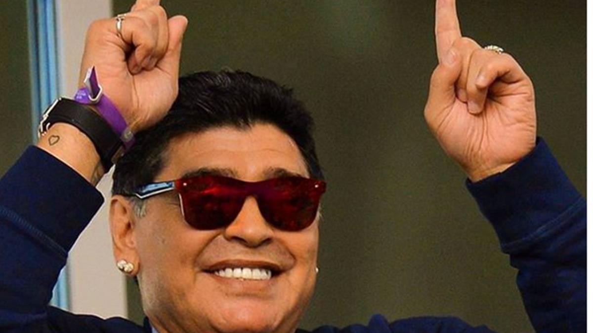 Encuentran al responsable de los audios que daban por muerto a Maradona