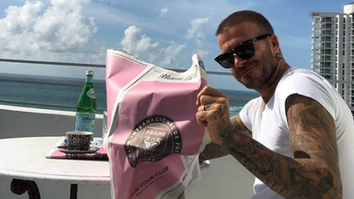 El equipo de David Beckham de la MLS se llamará Inter Miami