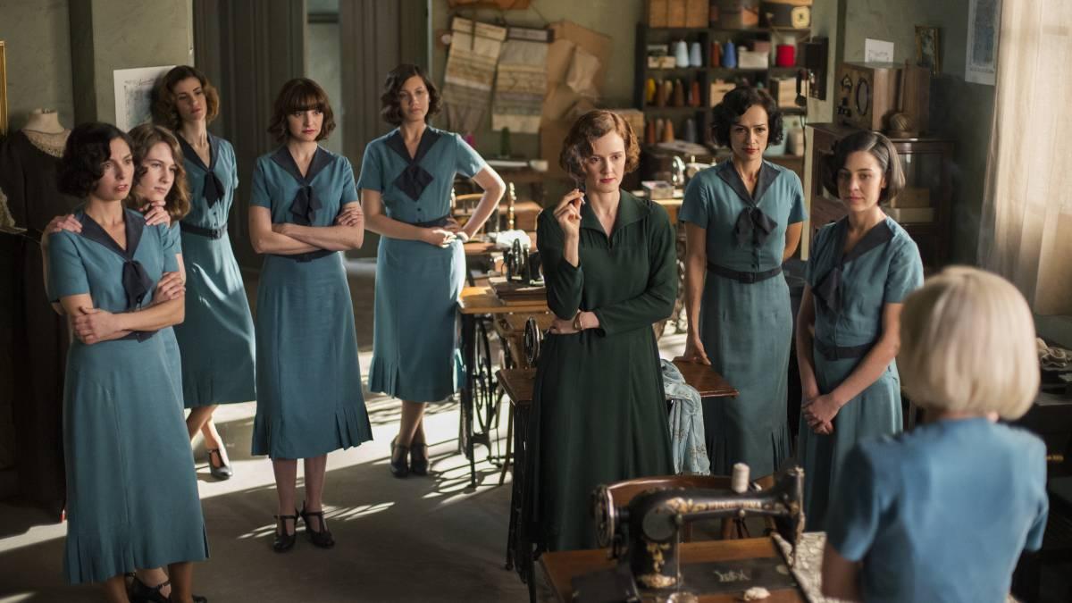 Las Chicas Del Cable Tendrán Temporada 4 En Netflix Ascom