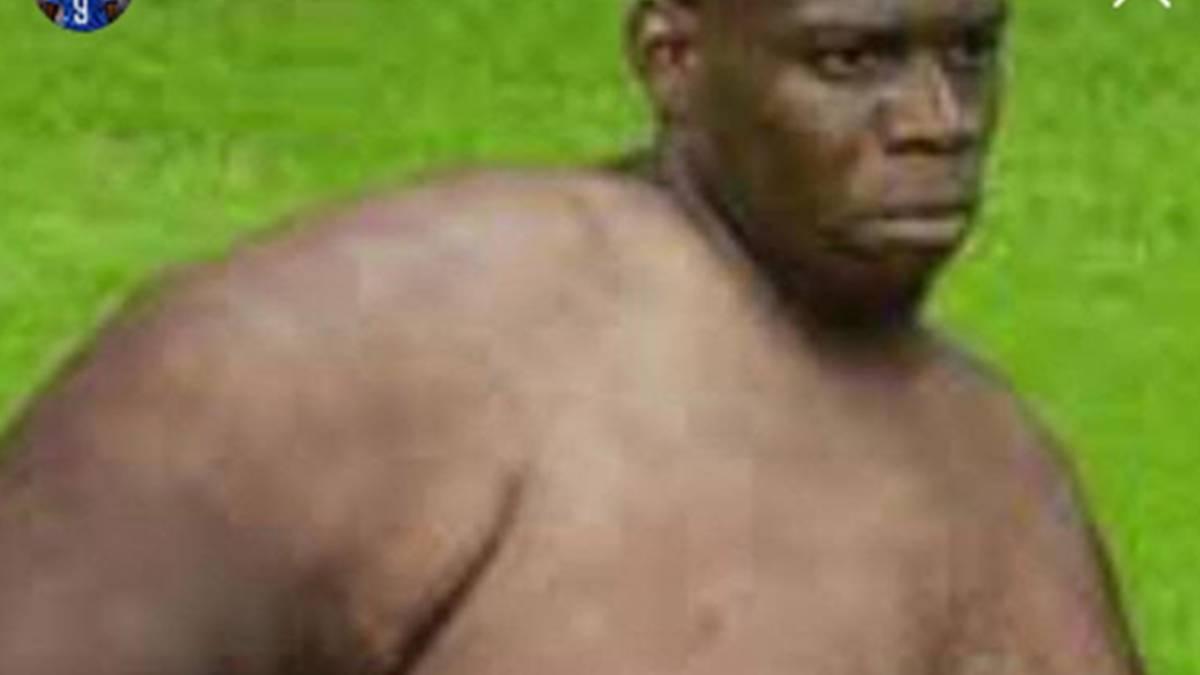 Balotelli respondió críticas sobre su sobrepeso