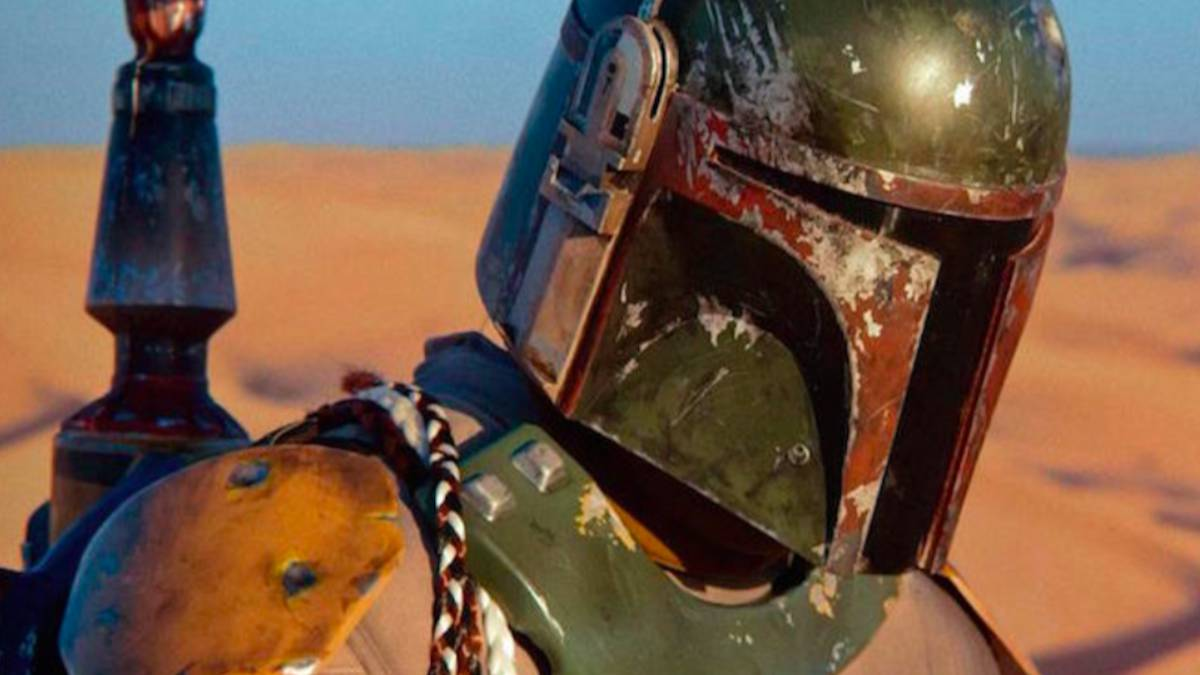 Se revela la primera foto de los Mandalorianos — Star Wars