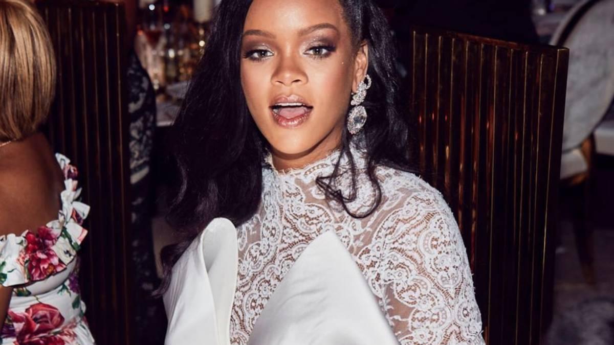 Por esta razón Rihanna rechazó actuar en el Super Bowl 2019