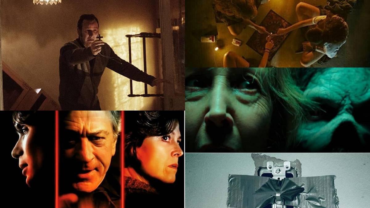 Halloween 2018 Las Películas Más Terroríficas Que No Te Puedes