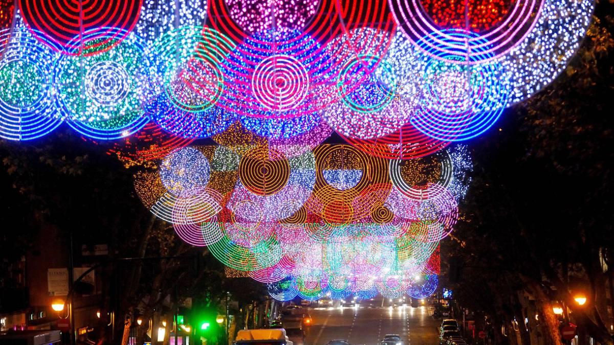 edbff325e72 Cuándo se encienden las luces de Navidad en Madrid - AS.com