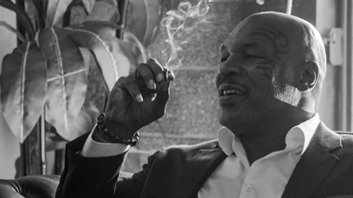 Mike Tyson: Toda mi vida fumé marihuana