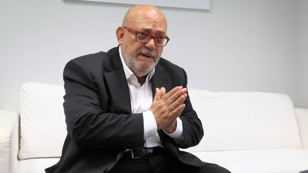 Fallece repentinamente el periodista Francisco Pérez Abellán