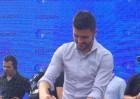 David Villa: ''El Barcelona ha sido muy superior al Madrid''