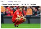 Un hincha del Galaxy pone a Gerrard en venta en 'Craigslist'