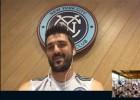 David Villa quiere volver a la selección española