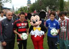 Chicharito eclipsó Mickey Mouse en Disney World