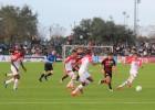 45', patadas y ni un gol para Chicharito en la Florida Cup