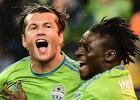 Haedo Valdez comparte su decisión de quedarse en la MLS