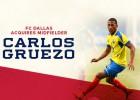 El ecuatoriano, Carlos Gruezo ficha por el FC Dallas
