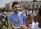 """Villa: """"Recomiendo la MLS no solo a Torres, sino a todos"""""""