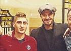 Qatar Investments invitó a Beckham al PSG - Chelsea