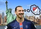 ¿Ibrahimovic abre la puerta a jugar en la MLS?