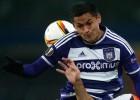 """Un hondureño del Anderlecht: """"No quiero regresar a Bélgica"""""""