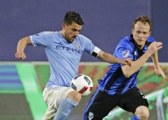 """Villa: """"NYCFC está en una mala dinámica"""""""