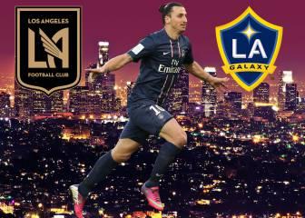 Sky Sports: Ibrahimovic dejará el PSG para irse a Los Ángeles