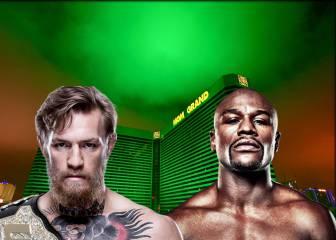 McGregor ataca a Mayweather: