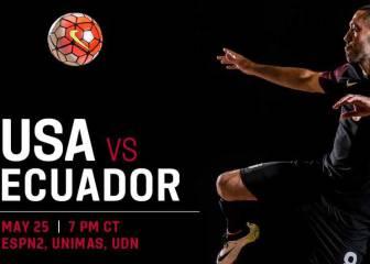Estados Unidos 1 - 0 Ecuador: Resumen, resultado y goles