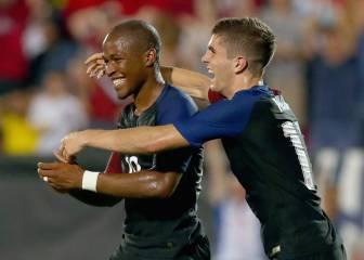 Nagbe da la victoria a USA en un partido con poca emoción
