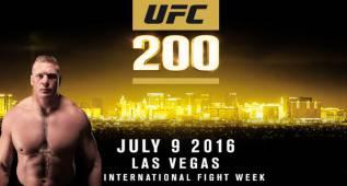 Cartelera y horarios oficiales de UFC 200: Cormier vs Jones 2