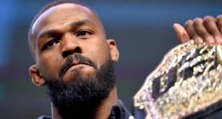 Jon Jones está fuera del UFC 200 por otro positivo en el antidoping