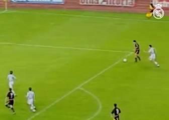 ¿Te acuerdas de estos golazos de Ronaldo y Figo en Anoeta?