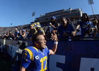 Los Angeles dio la bienvenida a la NFL como sólo ellos pueden