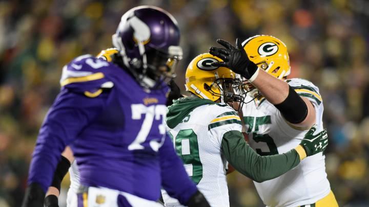 Sigue la plaga de lesiones en los Vikings: ahora Sharrif Floyd