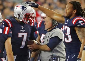 Brady, Garopollo, Brissett... Estando Bellichick, ¿qué importa?