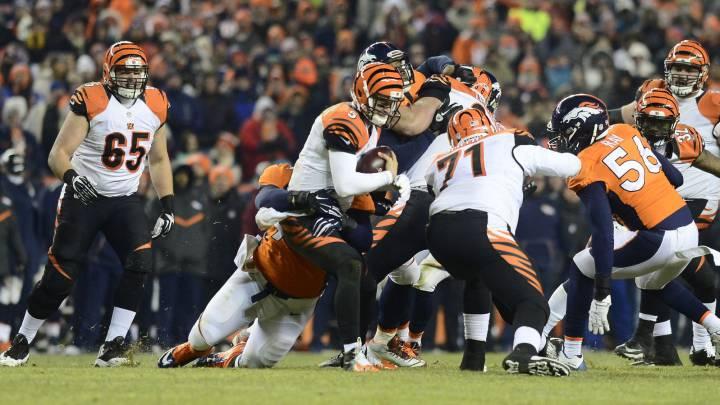 Cómo y dónde ver el Denver Broncos-Cincinnati Bengals de la NFL: horarios y TV Online
